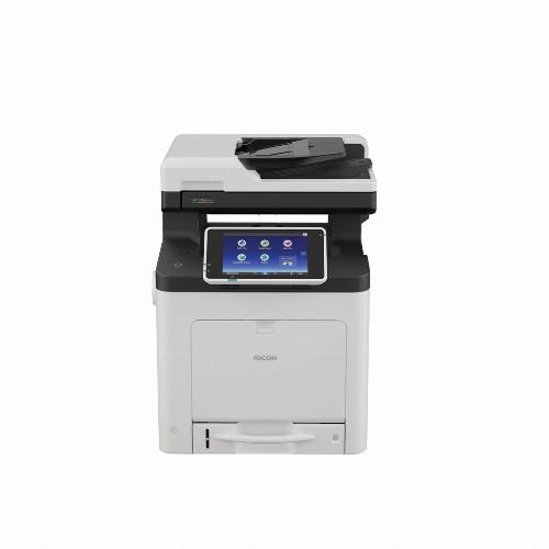 МФУ Ricoh SP C361SFNw (Лазерный, A4, Цветной, USB, Ethernet, Wi-fi, Планшетный) 408175
