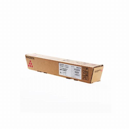 Тонер картридж Ricoh MP C407 (Оригинальный Пурпурный - Magenta) 842213