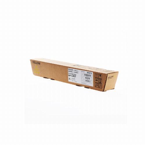 Тонер картридж Ricoh MP C407 (Оригинальный Желтый - Yellow) 842214