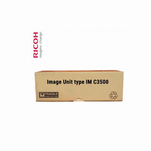 Драм картридж Ricoh IMC3000-3500 (Оригинальный Голубой - Cyan) D0BM2211