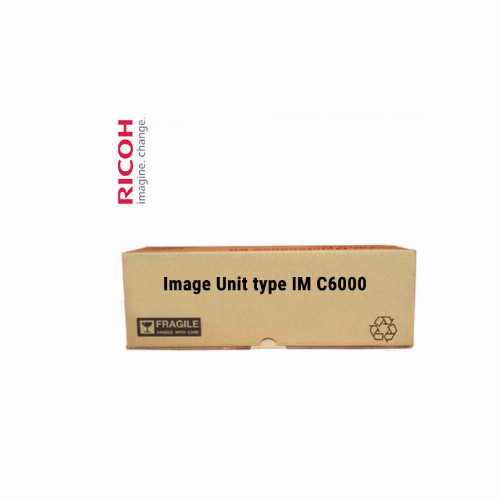 Драм картридж Ricoh IMC4500-6000 (Оригинальный Голубой - Cyan) D0BN2225