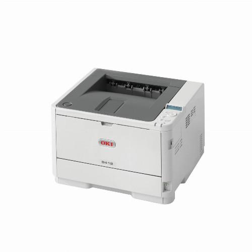Принтер Oki B432dn (А4, Лазерный, Монохромный (черно - белый), USB, Ethernet) 45762012