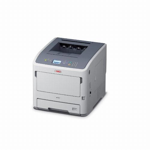 Принтер Oki B731DNW (А4, Лазерный, Монохромный (черно - белый), USB, Ethernet, Wi-fi) 45487102