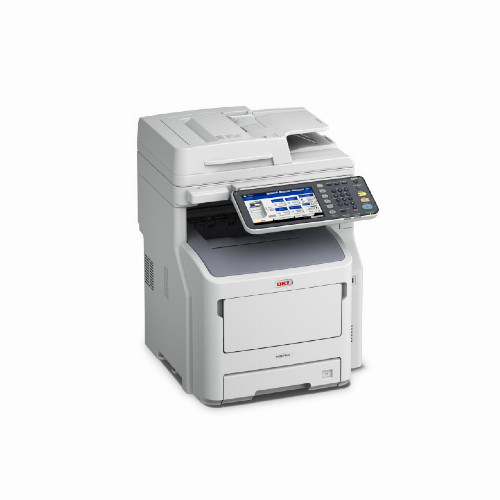 МФУ Oki MB760dnfax (Лазерный, A4, Монохромный (черно - белый), USB, Ethernet, Планшетный) 45387104