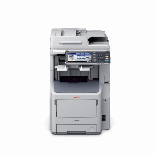 МФУ Oki MB770dnfax (Лазерный, A4, Монохромный (черно - белый), USB, Ethernet, Планшетный) 45387304
