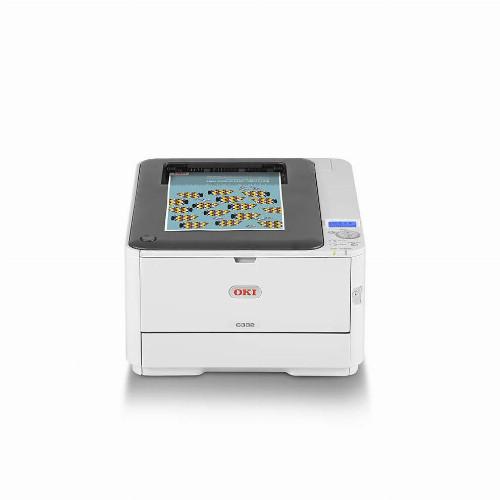 Принтер Oki C332dnw (А4, Лазерный, Цветной, USB, Ethernet, Wi-fi) 46403112