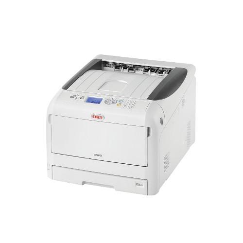 Принтер Oki C823dn (А3, Лазерный, Цветной, USB, Ethernet) 46550702