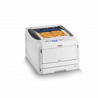 Принтер Oki C833n (А3, Лазерный, Цветной, USB, Ethernet) 46396614