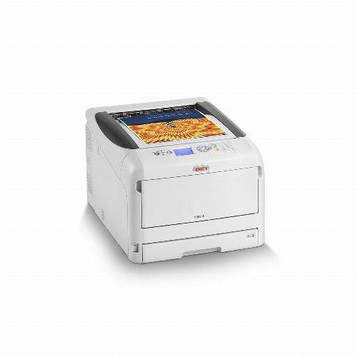 Принтер Oki C833dn (А3, Лазерный, Цветной, USB, Ethernet) 46550705