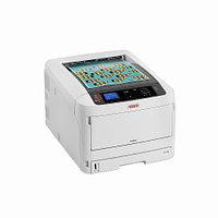 Принтер Oki C834dnw (А3, Лазерный, Цветной, USB, Ethernet, Wi-fi) 47228005