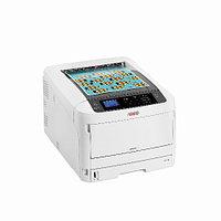 Принтер Oki C844dnw (А3, Лазерный, Цветной, USB, Ethernet, Wi-fi) 47074304