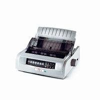 Матричный принтер Oki ML5521-ECO (Монохромный (черно - белый) 9 игл USB LPT 570 зн/сек) 1308701