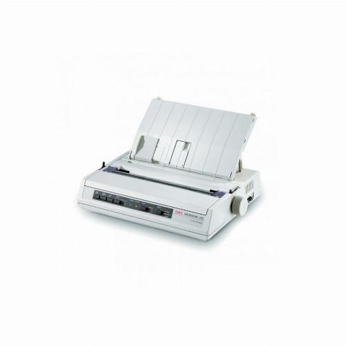 Матричный принтер Oki ML280ECO (Монохромный (черно - белый) 9 игл USB LPT 375 зн/сек) 42590033