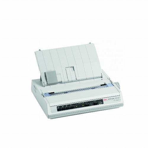 Матричный принтер Oki ML280ECO (Монохромный (черно - белый) 9 игл USB LPT 375 зн/сек) 42590055