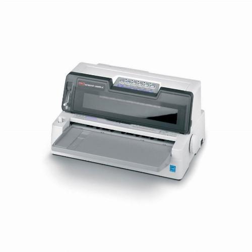 Матричный принтер Oki ML6300FB-SC (Монохромный (черно - белый) 24 иглы USB LPT 450 зн/сек) 43490003