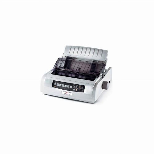 Матричный принтер Oki ML5520-ECO (Монохромный (черно - белый) 9 игл USB LPT 570 зн/сек) 1308601