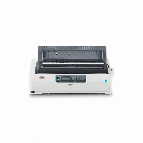 Матричный принтер Oki ML5791-ECO (Монохромный (черно - белый) 24 иглы USB LPT 480 зн/сек) 44210205