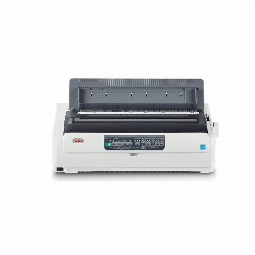 Матричный принтер Oki ML5721-ECO (Монохромный (черно - белый) 18 игл USB LPT 700 зн/сек) 44210005