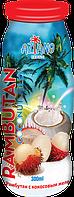 Нектар Aziano Рамбутан с кокосовым желе 300 мл