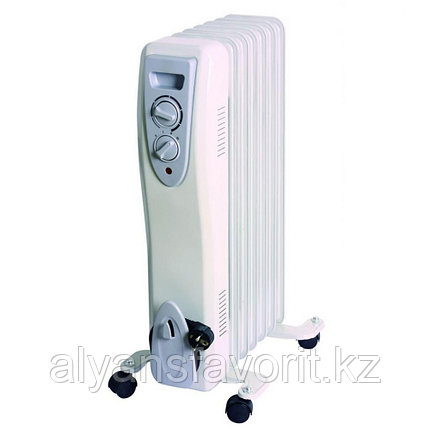Масляный радиатор Almacom ORS-09H, фото 2