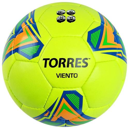 Мяч футбольный TORRES Viento Volt p.5