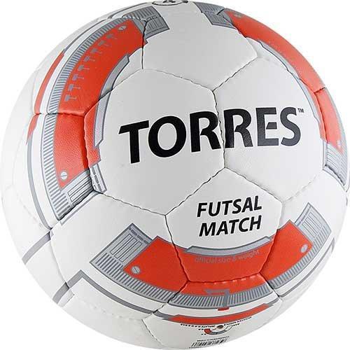 Мяч футзальный TORRES Futsal Match р.4