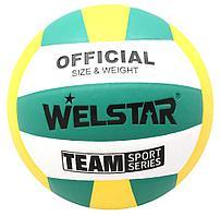 Мяч волейбольный WELSTAR VLPU4408 р.5