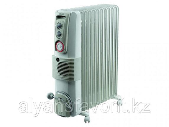 Масляный радиатор с вентилятором Almacom ORF-09Н, фото 2