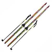 Лыж.комплект на 75мм STEP рост 175
