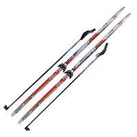 Лыж.комплект на 75мм STEP рост 190
