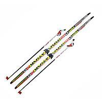 Лыж.комплект на 75мм STEP рост 195