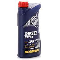 Моторное масло MANNOL Diesel Extra 10W-40 API CH-4/SL 1L