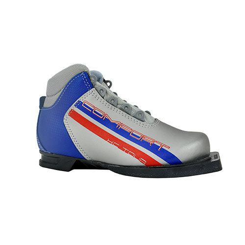 Ботинки лыжные 75ммМ350 р.40