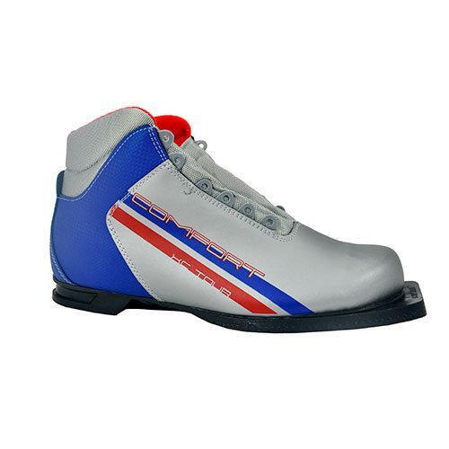 Ботинки лыжные 75ммМ350 р.45