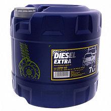 Моторное масло MANNOL Diesel Extra 10W-40 API CH-4/SL 7L