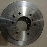 Тормозной диск задний MITSUBISHI PAJERO IV, MONTERO 2006, TRW, GERMANY, фото 3