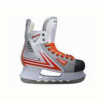 PW-217 Коньки хоккейные р. 37