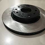Тормозной диск передний SUZUKI SX4, NIBK JAPAN, фото 2