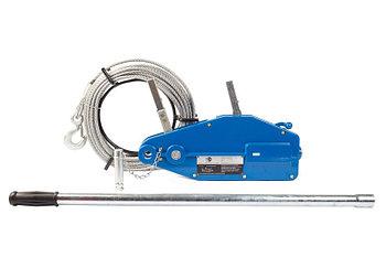 Лебедка МТМ 0,8Т 20М рычажная тросовая TOR 800 (тип ZNL)