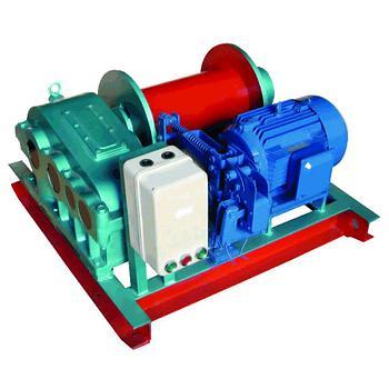 Лебедка тяговая электрическая 2Т 150М TOR (JM) (без каната)