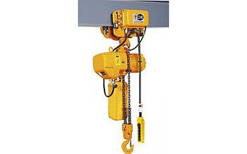Таль г/п 1,0Т электрическая 12 М цепная TOR HHBD01-01T