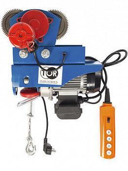 Электрическая таль 500/1000кг с тележкой TOR PA-500/1000