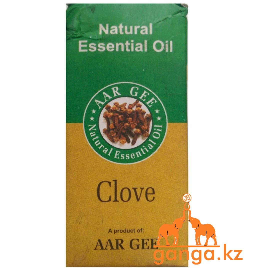 Натуральное эфирное масло Гвоздики (Clove AAR GEE), 10 мл