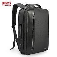 Рюкзак городской TIGERNU T-B3639, черный, фото 1