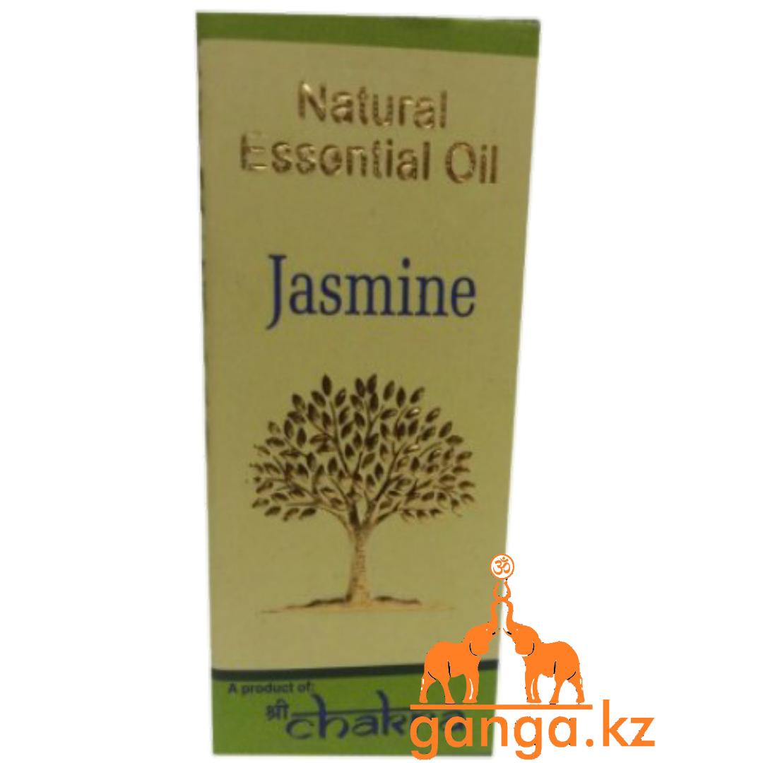 Натуральное эфирное масло Жасмин (Jasmine CHAKRA), 10 мл