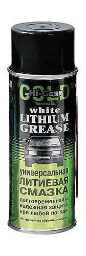 Универсальная литиевая смазка