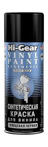 Синтетическая краска для винила