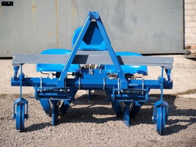 Рассадопосадочная машина D-polБеларусь(2х рядная)
