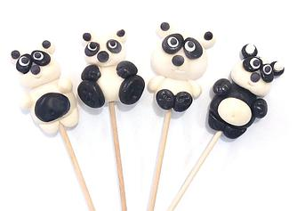 "Леденец ""Панда мини"" 26гр. в упаковке -20шт."