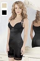 Утягивающий комбидресс (рост 158-167) (советуем утягивающее белье под облегающее платье купить эту модель) (Ро